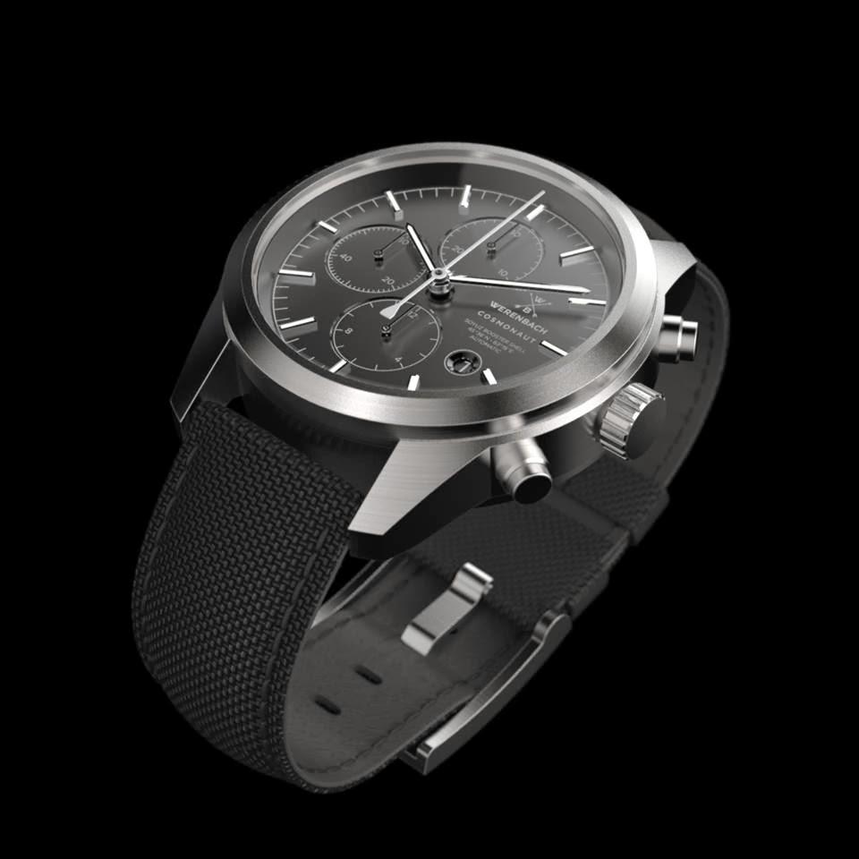 WERENBACH Watches - Zurich Brand Launch will feature Dangerous9straps!