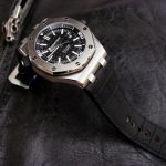 SuperMatte Alligator for Audemars Piguet Diver
