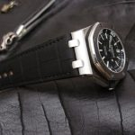 Custom Alligator Watch strap for Audemars Piguet Royal Oak Offshore