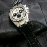 Custom watch strap for Audemars Piguet Royal Oak