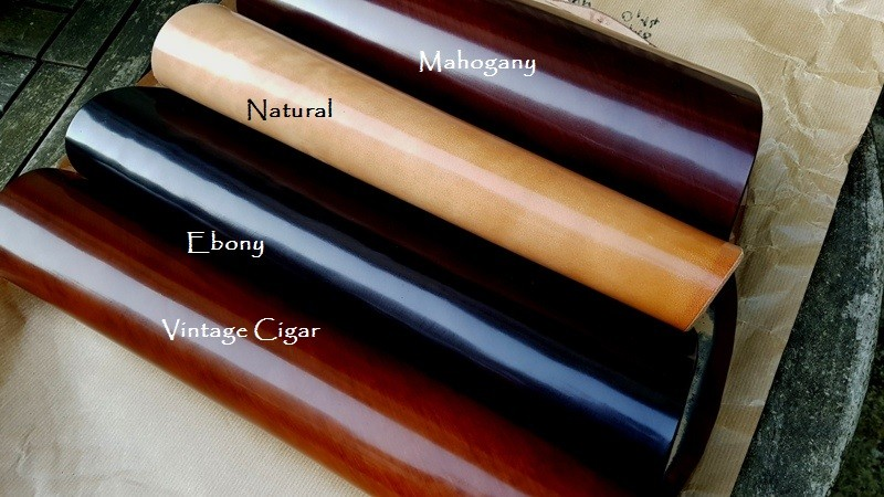 Excited to Announce the Arrival of Shell Cordovan Leather for the First Time!!