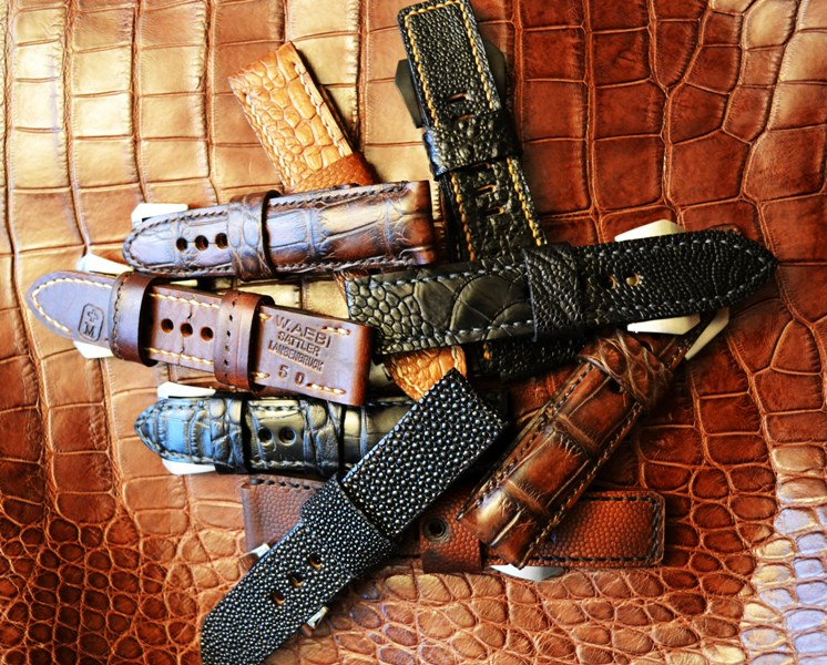 Dangerous9straps the world's best custom watch strap maker