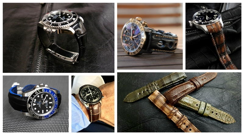Please contact us via Email!  I would like to hear from you about a custom strap design