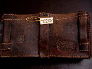 Pre-1960's (Very Old and Ancient) Swiss Ammo Pouches in Current Stock