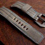 Straps I have made for Bell & Ross BR02 over the years.