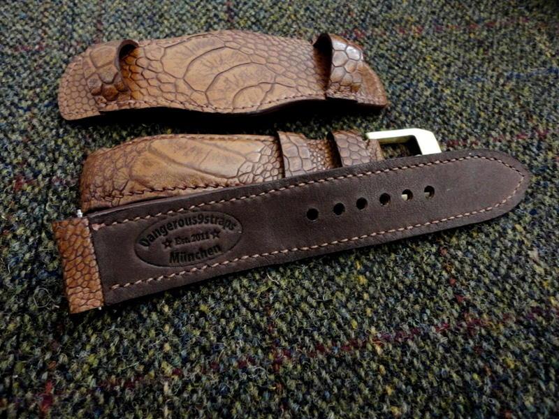 Chocolate Brown Kangaroo Gloving leather lining