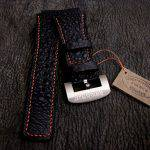 Straps made from Bullfrog and Cane Toad