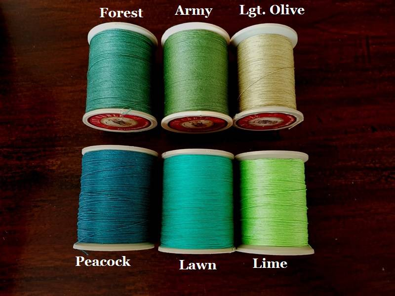 Selection of Green threads