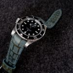 Martinique-Bleu-Alligator-strap-for-Rolex-Submariner