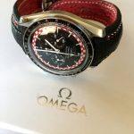 Straps for Omega Speedmaster