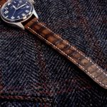 Hand-Antiqued-Alligator-Watch-Strap-for-IWC-Big-Pilot-6