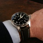 Jurassic-Chocolate-African-Goat-Leather-Watch-Strap-for-iwc-big-pilot-11