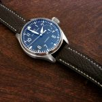 Jurassic-Chocolate-African-Goat-Leather-Watch-Strap-for-iwc-big-pilot-1
