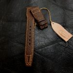 Zanzibar-African-Goat-leather-watch-strap-for-IWC-Big-Pilot-1