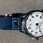 Deep-Atlantic-Blue-Ostrich-Leg-skin-watch-strap-with-rivets-for-IWC-Big-Pilot-7