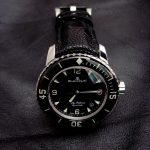 Dangerous9straps for the Blancpain Fifty Fathoms