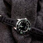 Custom-SuperMatte-Carbon-Black-Teju-Lizard-Rally-Watch-Strap-for-Blancpain-Fifty-Fathoms