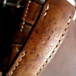 1925 Swiss Ammo strap for IWC Big Pilot with Integrated fit