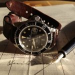 Swiss Ammo strap for Vintage Rolex Sub