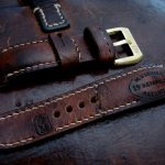 1950 Swiss Ammo strap for Panerai PAM194 with Integrated fit