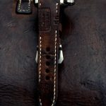 1950 Swiss Ammo watch strap for Panerai PAM243 with integrate fit