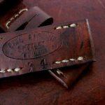 1934 Swiss Ammo strap