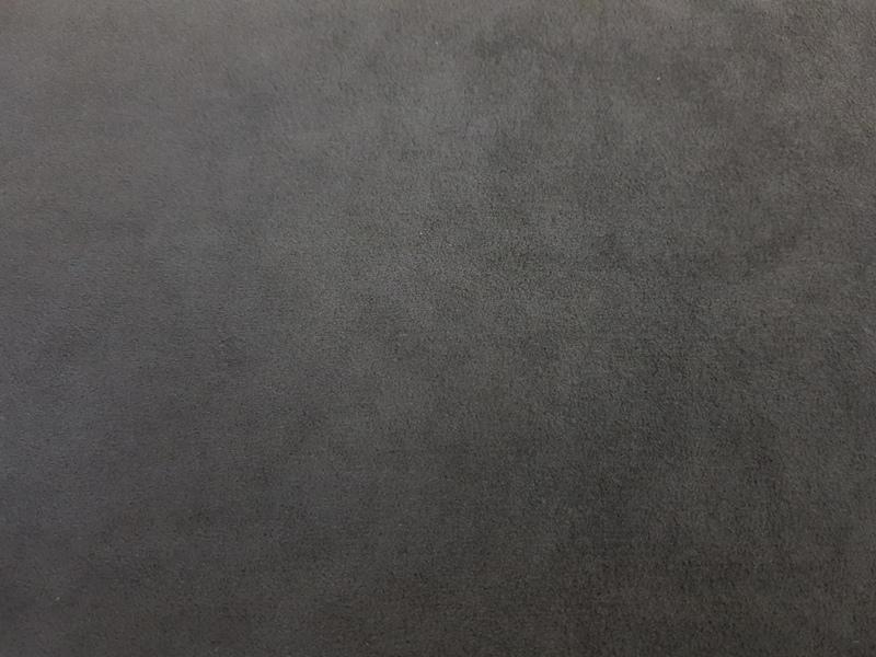 Commando Grey - Alcantara Luxury Suede-Like MicroFiber Linings
