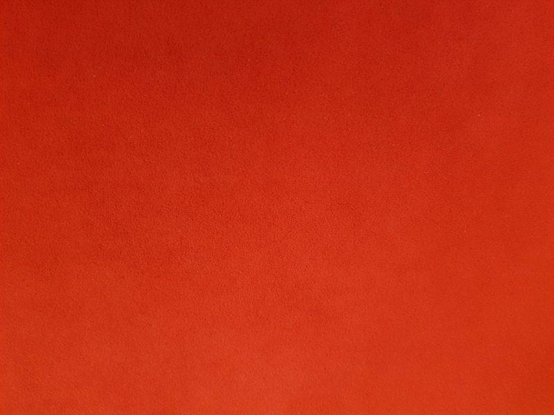 Enzo Red - Alcantara Luxury Suede-Like MicroFiber Linings