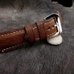 Sahara Tan - African Goat leather for Panerai - PAM288