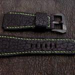 Hannibal Stone - Dyed Black for Bell & Ross