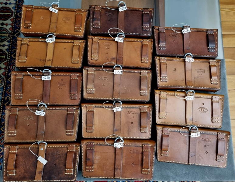 Newly Arrived Swiss Ammo Pouches
