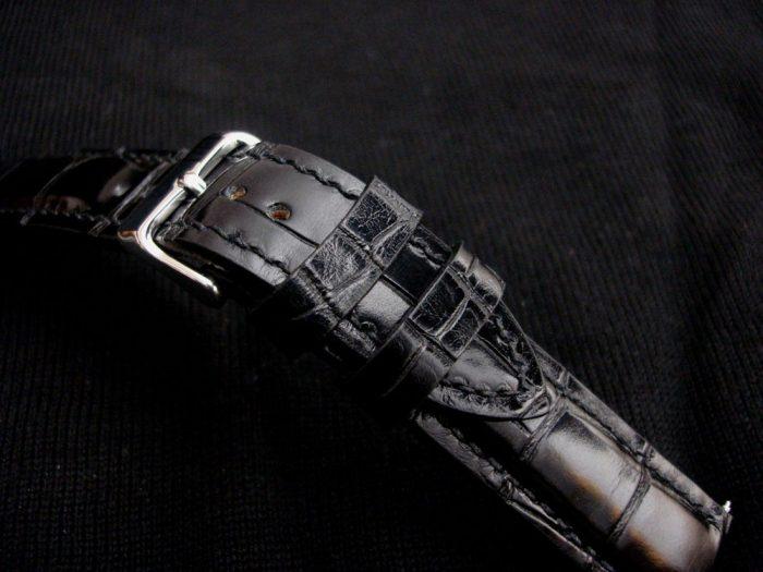 Million-Dollar-Black-Alligator-watch-strap-5