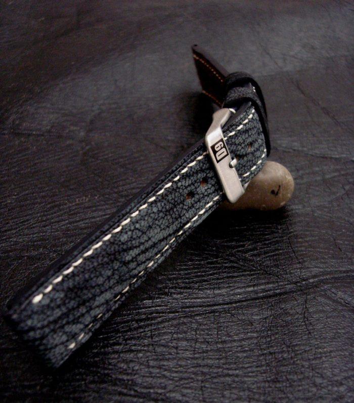 Dirty-Denim-watc-strap-Safari-Goat-Leather-Collection-20mm-lug-width-1